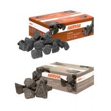 Камни для бани - оливиновый диабаз Harvia, 20кг